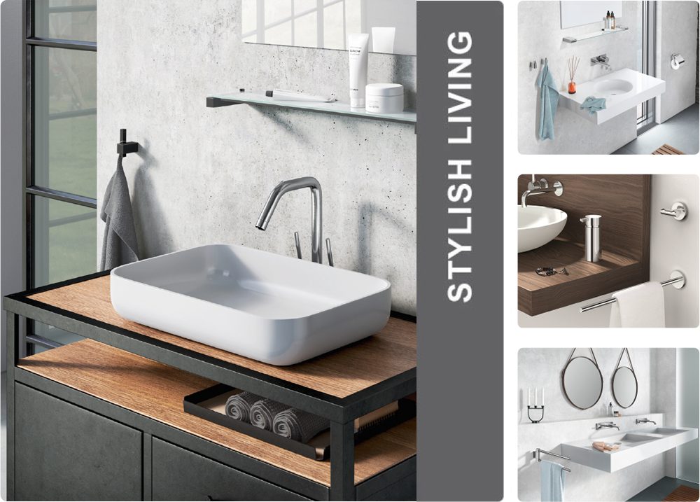 From traditional and vintage to cutting edge and contemporary, we've got  the best accessories to complement your bathroom's style.
