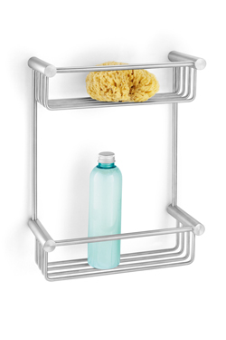 2 Tier Shower Basket