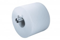 Horizontal Spare Toilet Roll Holder